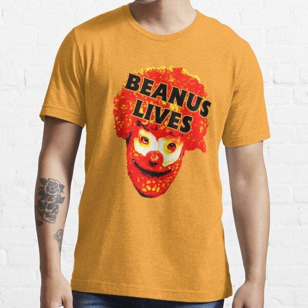 Beanus Lives Essential T-Shirt