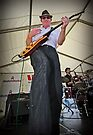 Guitarist  by AlMiller