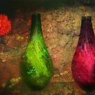 Let's Talk...Vase to Vase! by pat gamwell