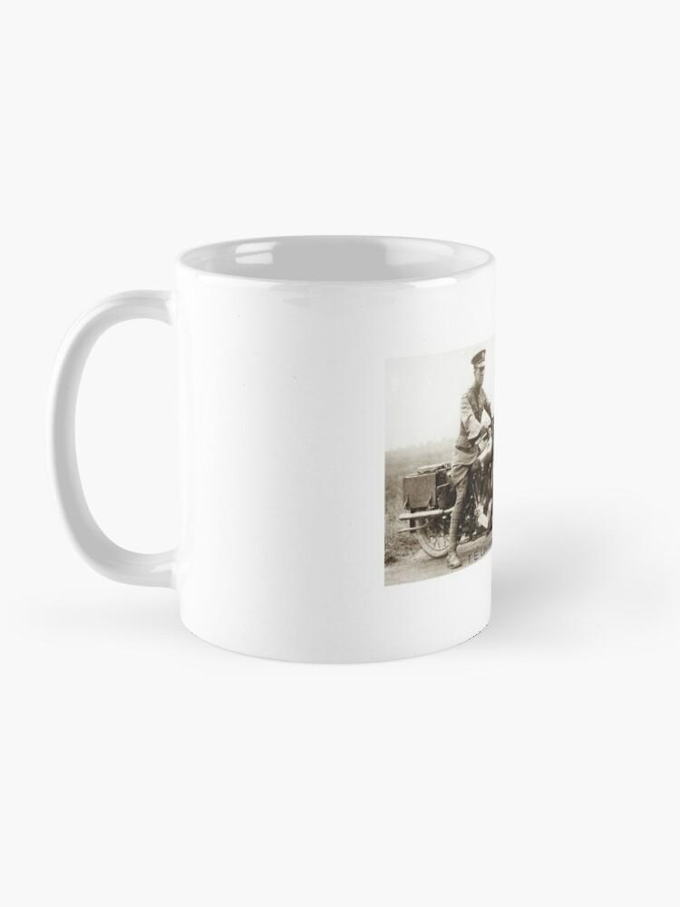 Alternate view of T.E.Lawrence - (Lawrence of Arabia) Mug