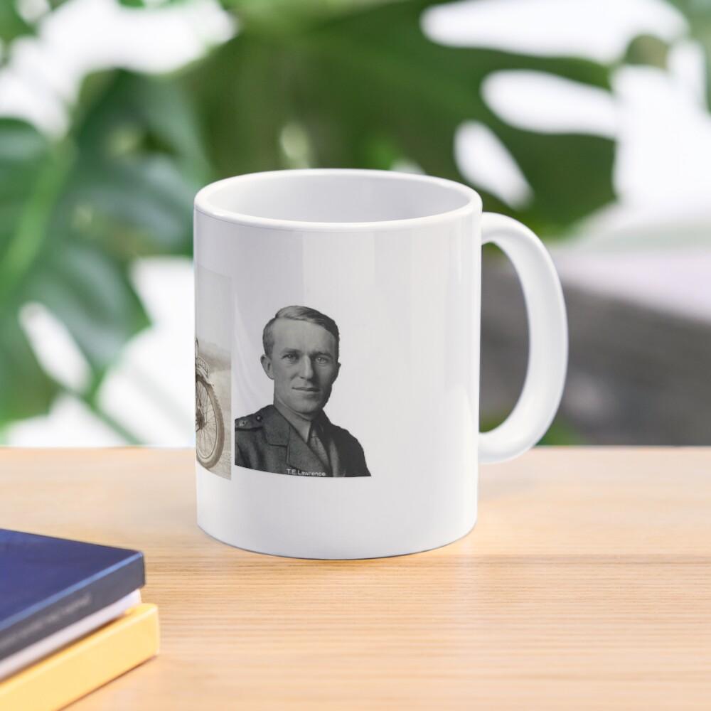 T.E.Lawrence - (Lawrence of Arabia) Mug