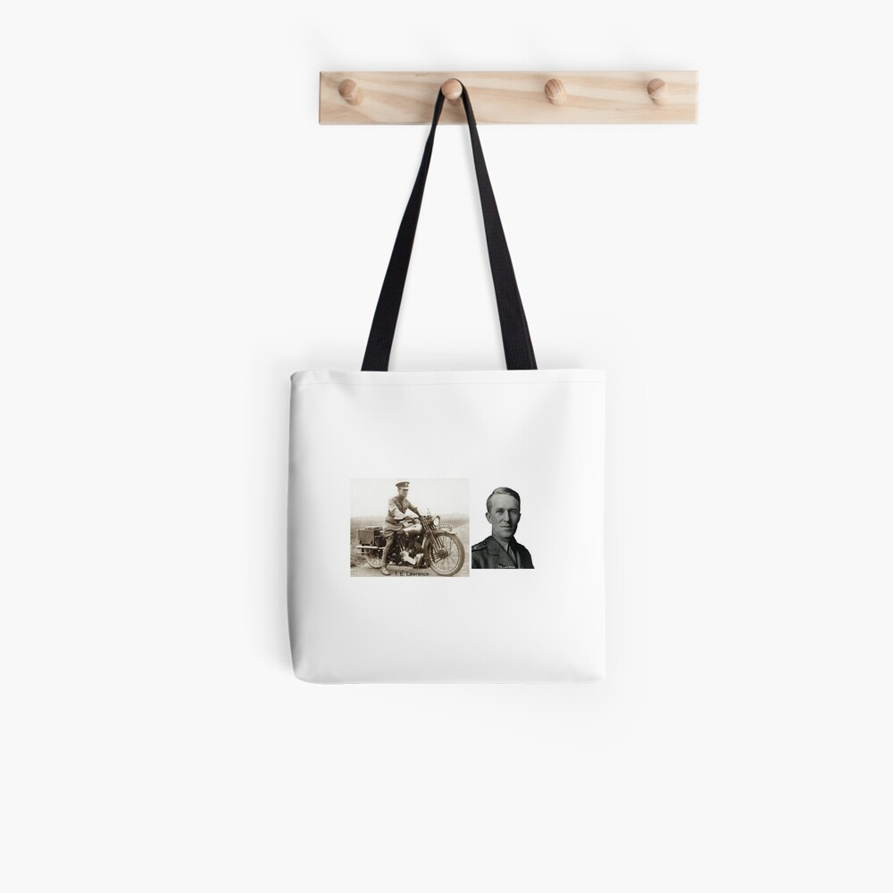 T.E.Lawrence - (Lawrence of Arabia) Tote Bag