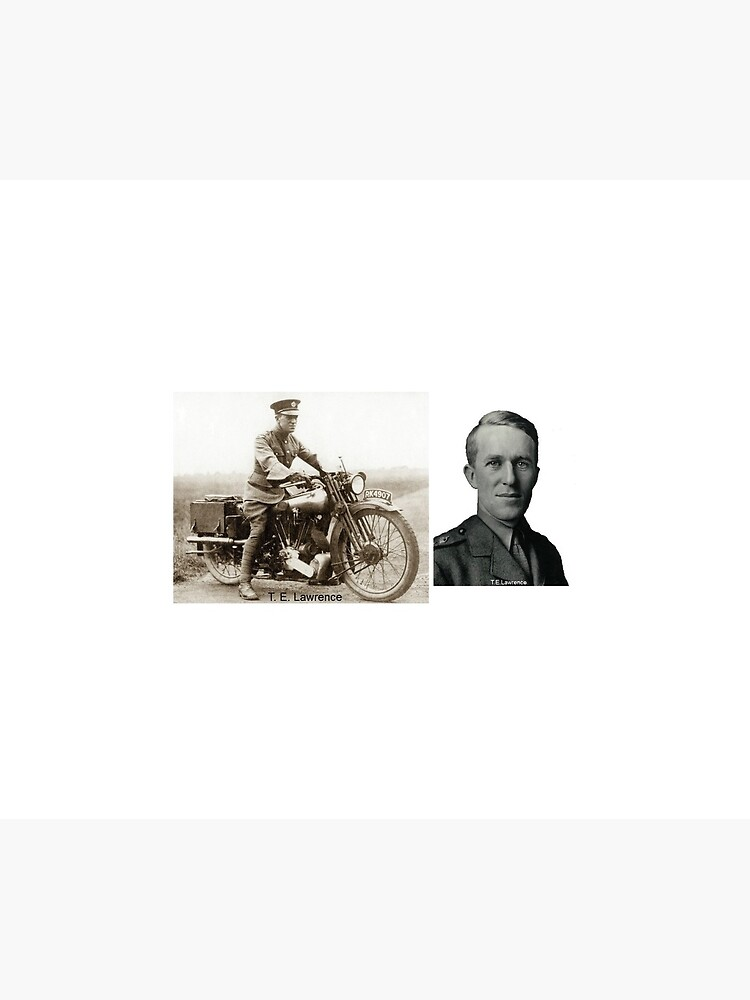 T.E.Lawrence - (Lawrence of Arabia) by dplrjl