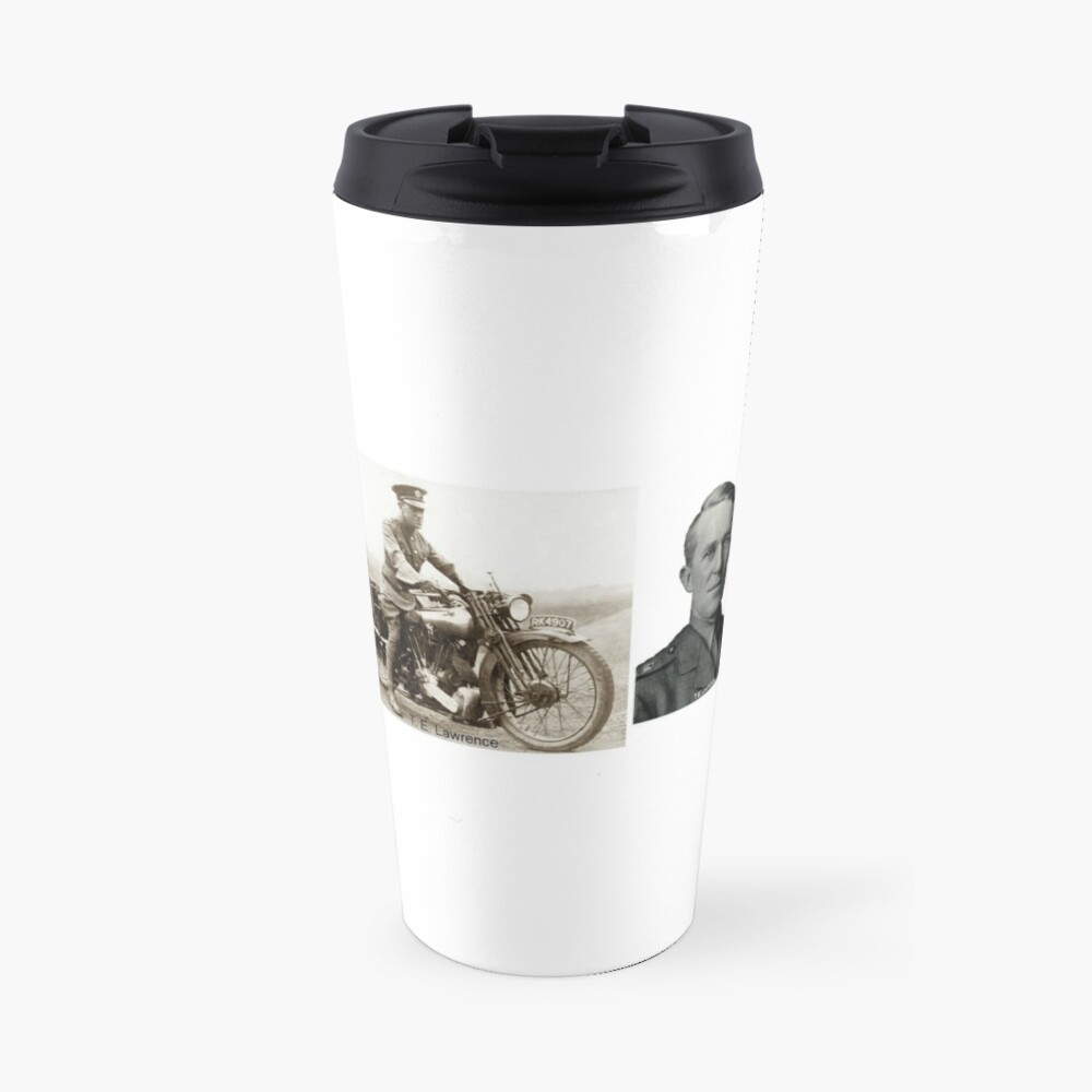T.E.Lawrence - (Lawrence of Arabia) Travel Mug