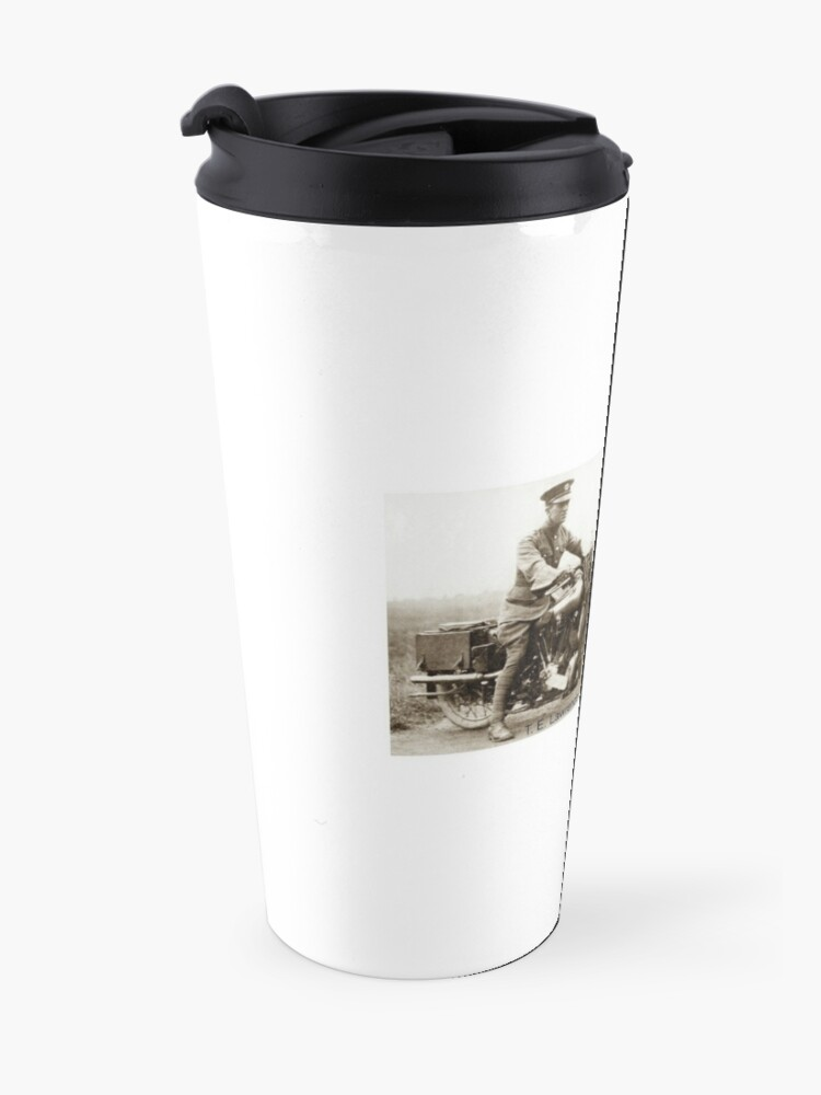 Alternate view of T.E.Lawrence - (Lawrence of Arabia) Travel Mug