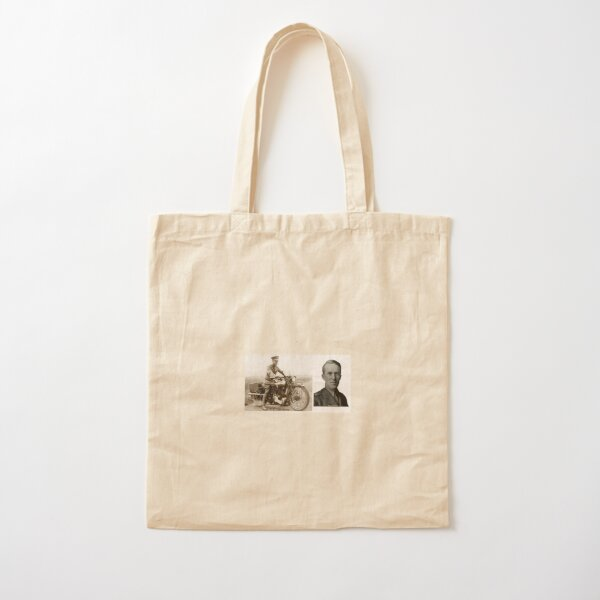 T.E.Lawrence - (Lawrence of Arabia) Cotton Tote Bag