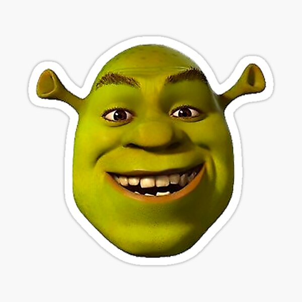 Shrek Emoji Gifts Merchandise Redbubble