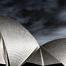 Solar Sails - Sydney Opera house by Tam  Locke