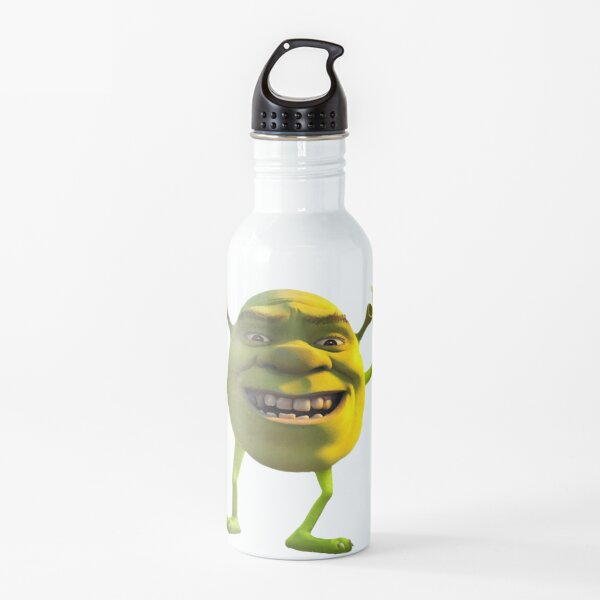 Shrek wazowski Water Bottle