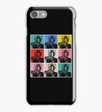 Cybermen Warhol iPhone Case/Skin