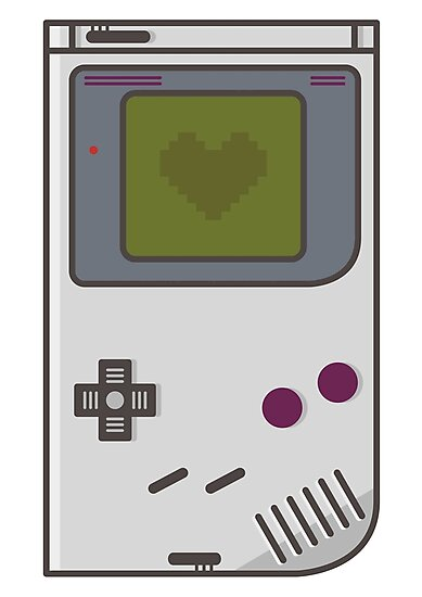 Game Boy Lover by AlundrART