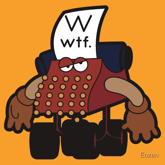 TShirtGifter presents: W Is For Whut-Da-Fuh