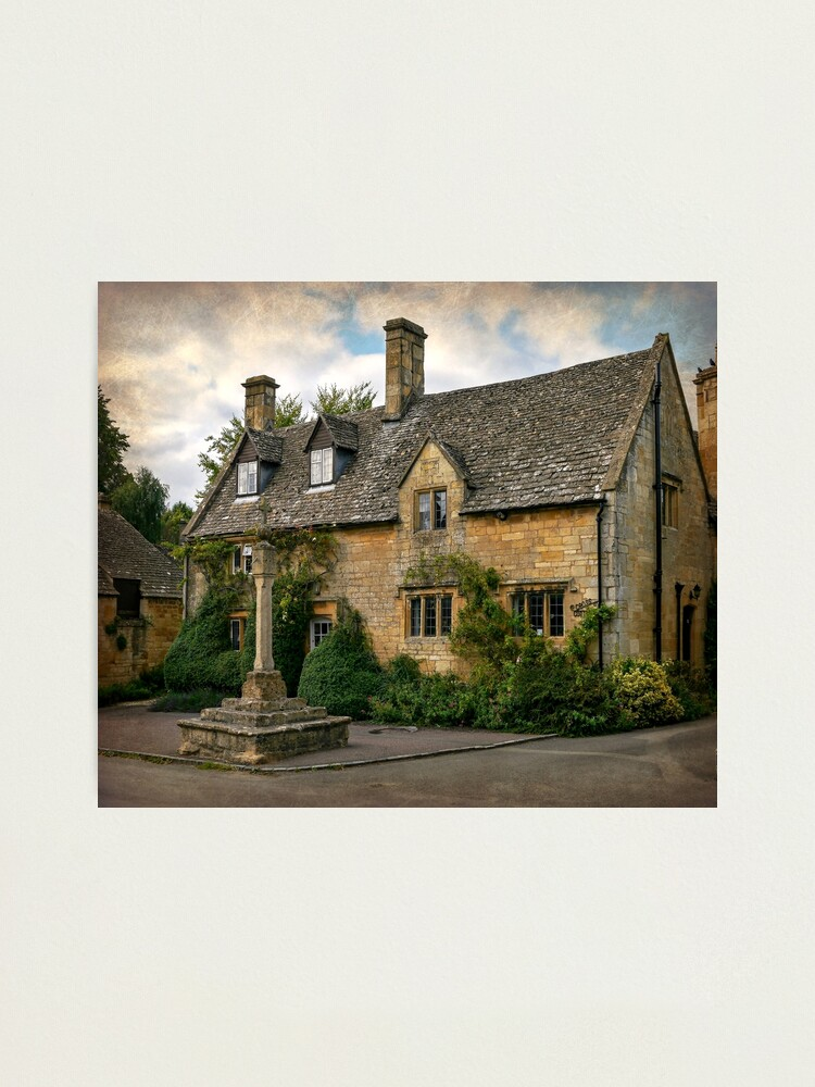 Alternate view of Cross Cottage Photographic Print