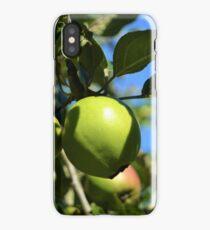 Tasty Green Apple iPhone Case