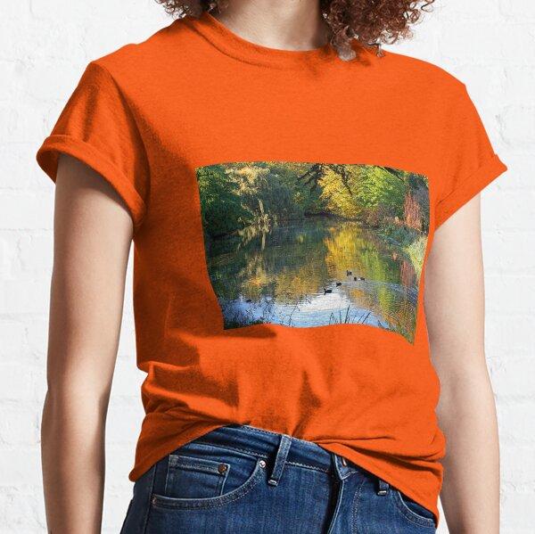 Autumn Colours, West London, October 2019 Classic T-Shirt