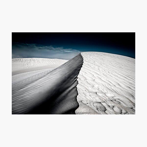 ∞ On Edge ∞ Photographic Print