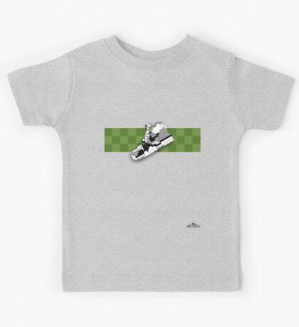 8-bit trainer shoe 1 T-shirt Kids Clothes