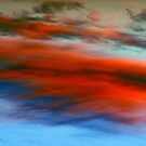 abstract sunset by snapper