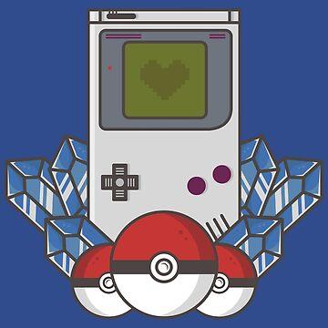 Game Boy Love de AlundrART