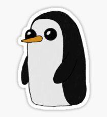 Pegatina Gunter Adventure Time Penguin