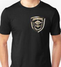 Inferno Cop Police Department - Corner Print T-Shirt