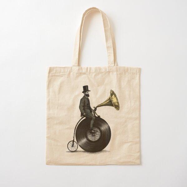 Music Man Cotton Tote Bag