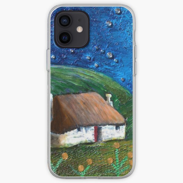 The Wee Bothy iPhone Soft Case