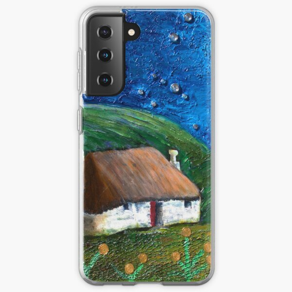 The Wee Bothy Samsung Galaxy Soft Case
