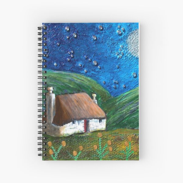 The Wee Bothy Spiral Notebook