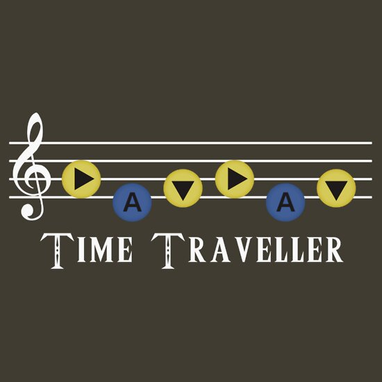 TShirtGifter presents: A Song Of Time