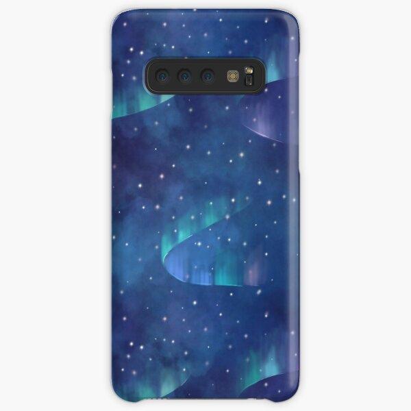 Aurora borealis Samsung Galaxy Snap Case