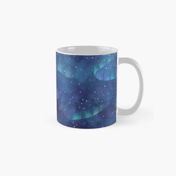 Aurora borealis Classic Mug