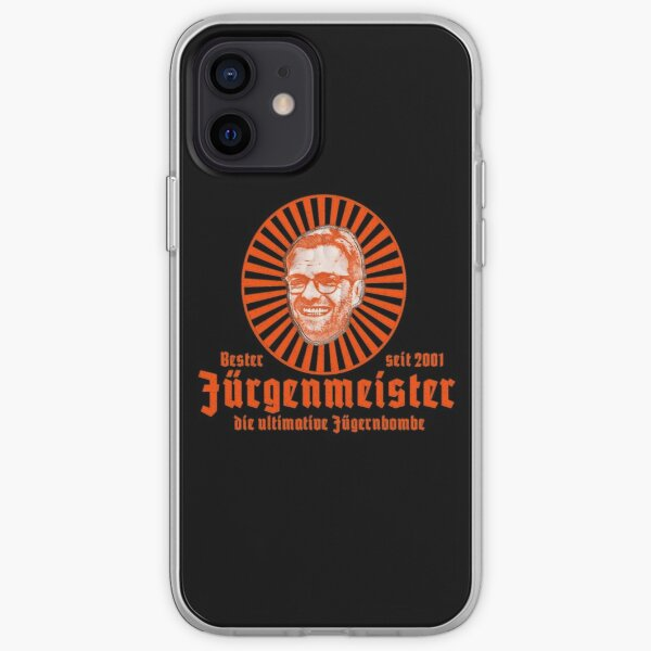 Jurgenmeister Funda blanda para iPhone