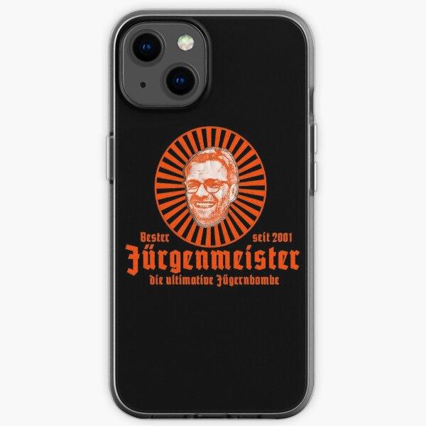 Jürgenmeister iPhone Flexible Hülle