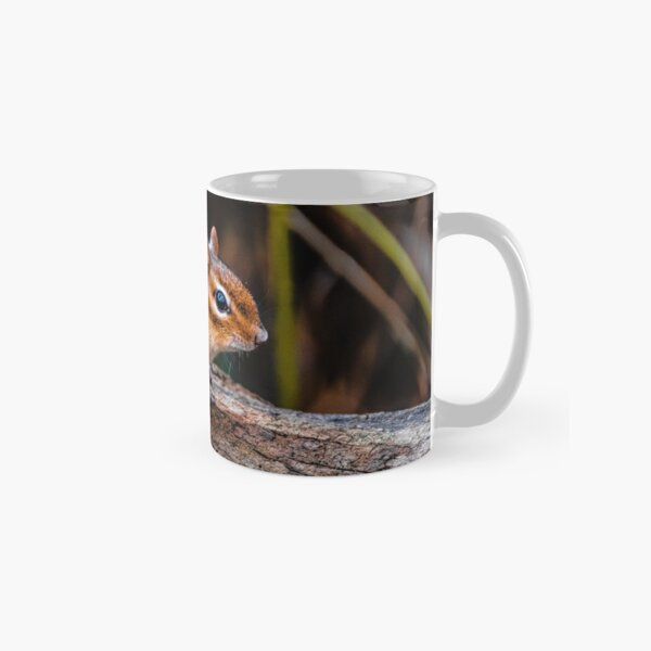 Chipmunk IV. Photograph Classic Mug