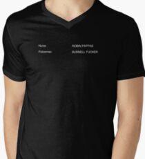 The Shining | Cast from Deleted Scene V-Neck T-Shirt