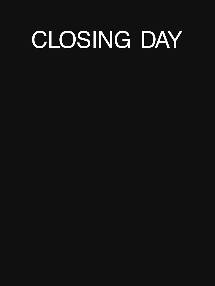 The Shining | CLOSING DAY by directees