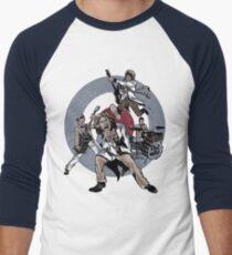 The WHOs Men's Baseball ¾ T-Shirt