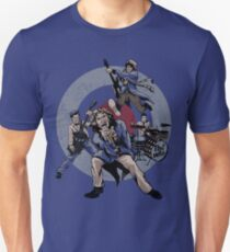 The WHOs Unisex T-Shirt
