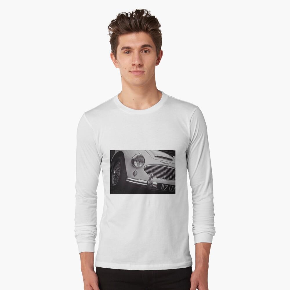 Austin Healey Classic Sports Car Front Long Sleeve T-Shirt