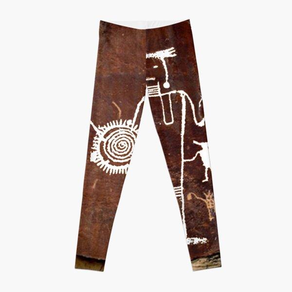 #famousplace #internationallandmark #Vernal #Utah #USA #americanculture #old #ancient #art #rusty #dirty #antique #archaeology #dark #abstract #pattern #rough #tree #architecture #horizontal #Americas Leggings