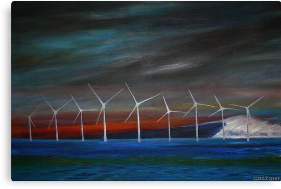 Sea Mills by Adam Costello