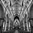 Southwark Cathedral 6 by John Velocci
