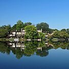 Living at the Lake by Bine