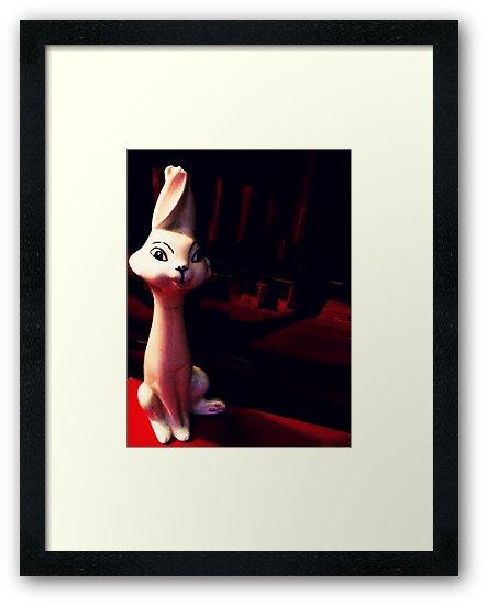 02-28-2011:  Re-capitation of Kitchen Rabbit by Margaret Bryant