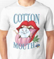 Marijuana Cotton Mouth T-Shirt Unisex T-Shirt