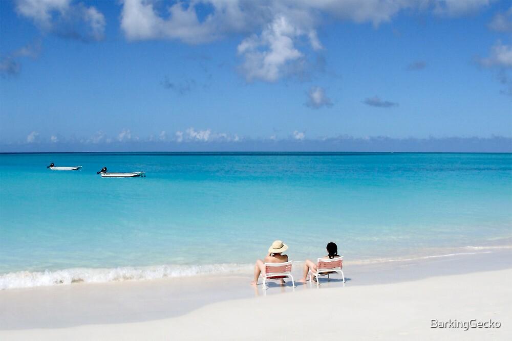 Grace Bay Beach, Ocean Club West  Turks and Caicos Islands