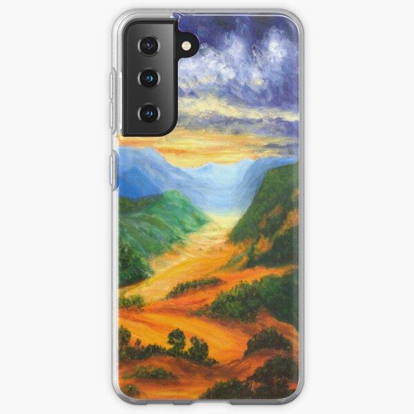 This Healing Land Samsung Galaxy Soft Case