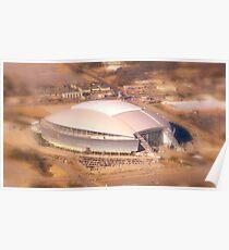 Cowboy Stadium Poster