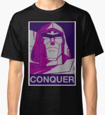 Megatron - Conquer Classic T-Shirt